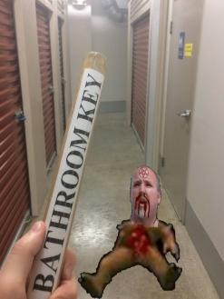 bathroomkey